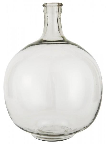Glasballon rund