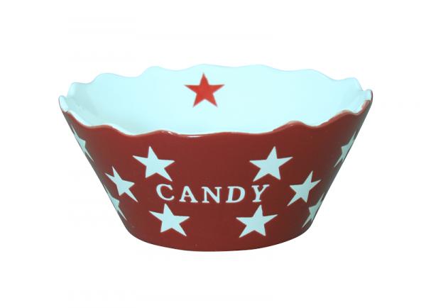 "Happy Stars ""Candy"" rot"
