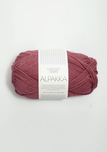 Alpakka dkl. Vintage Rosa