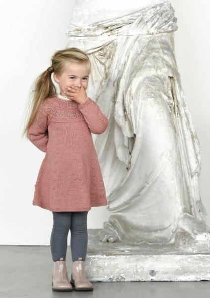 SandnesGarn Babys & Kinder Kleid