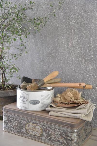 Struktureffektfarbe Soft Grey Vintage Paint