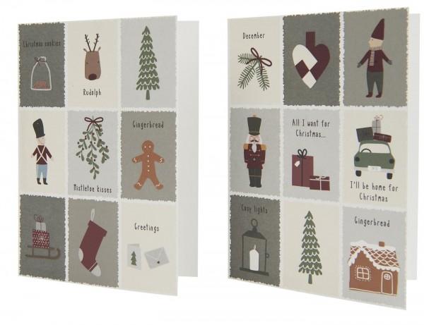 Weihnachtskarte 2-seitig (2)