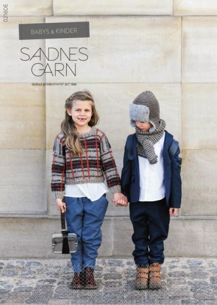 SandnesGarn Babys & Kinder