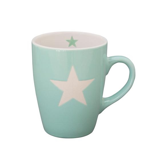 "Brightest Star Tasse ""mintgrün"""