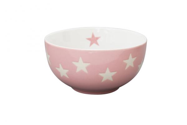 "Brightest Star Bowl ""pink"""