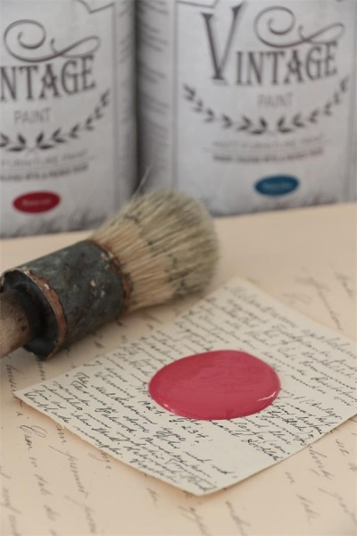 Vintage Paint Warm Red 100 ml