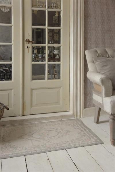Teppich mit Rosenmuster 60x90cm