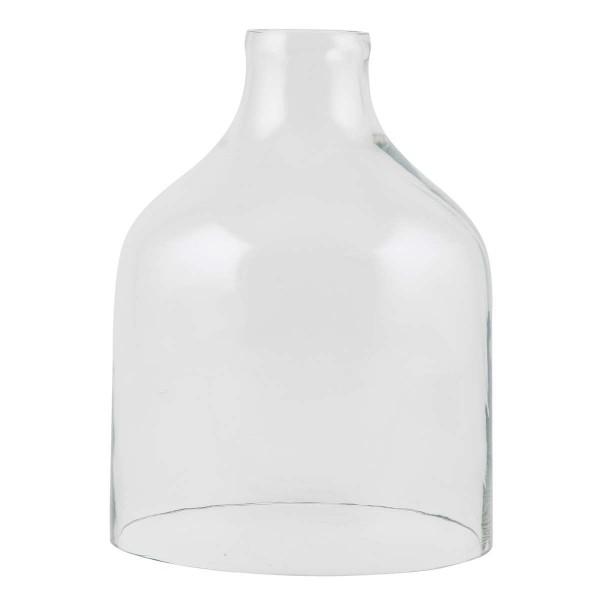 Glasglocke Flaschenmodell
