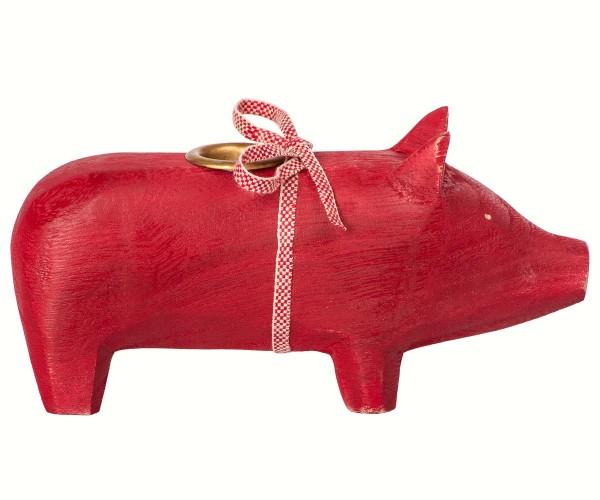 Wooden Pig Gr. M