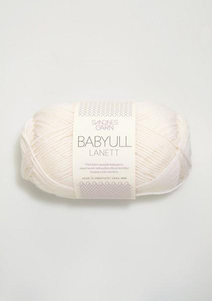Babyull Lanett Weiß