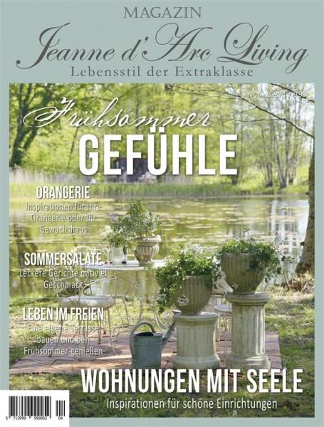 Jeanne d'Arc Living Magazin ABO 04/2020 - 03/2021