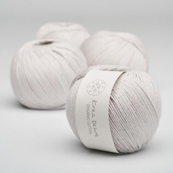 Organic Cotton Fb. 47 hellgrau