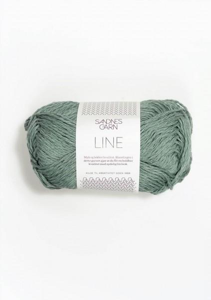 Line Vintage Aqua