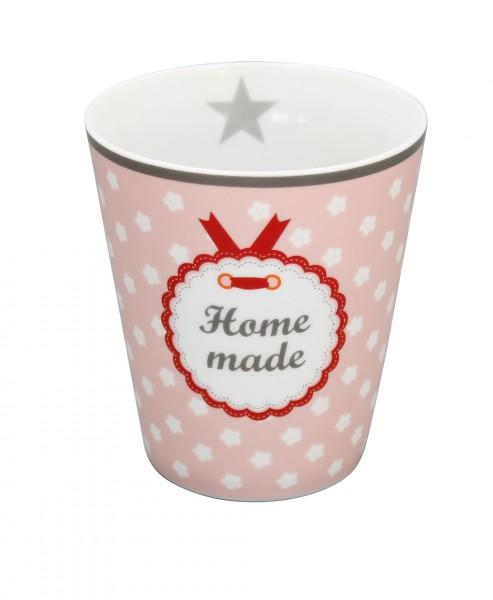 "Happy Mug ""Home made"""